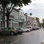Еще одну улицу в Воронеже сделают односторонней