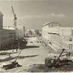 Воронеж. Строительство улицы Мира