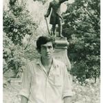 С.Садальский в Воронеже фото. 1975 год