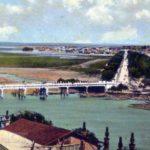 Чернавский (бетонный) мост в Воронеже, 1909 год. 2 фото