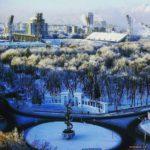 Зимние фотографии Воронежа, часть 2