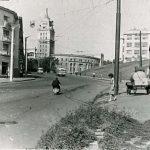 Улица Степана Разина в Воронеже, 60е годы