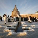 В Воронежской области и в Воронеже на Крещение будут оборудованы купели