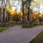 Воронеж, парк Динамо, 2016 год